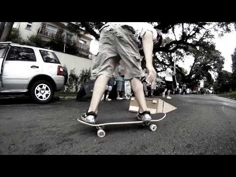 Longboard: 4i20 - Live Like You Slide - Brazil