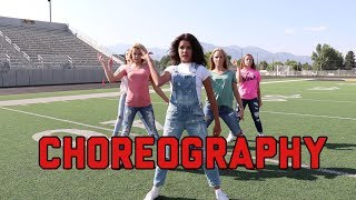 TAYLOR SWIFT Look What you made Me Do PARODY Teen Crush  CHOREOGRAPHY