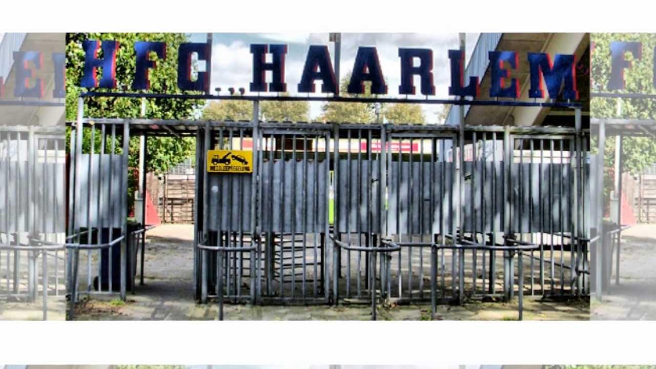 HFC Haarlem door de jaren heen HD