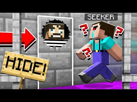 *LEGENDARY* HIDE AND SEEK GIVEAWAY!? Minecraft: JAIL BREAK #11