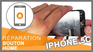 Tuto : Changer nappe bouton home iPhone 5C