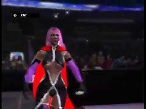 Wwe 12 Hell Knight Ingrid Showcase video
