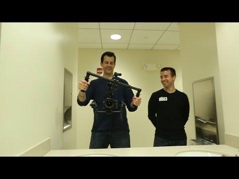 Best Video Camera Stabilization System Test Shots Flycam Vista Ii Arm Vest