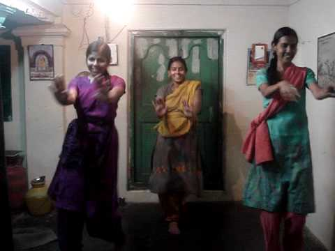 Dance By Janani, Geetha And Suganya For Maduraiku Pogathey Dee  From Azhagiya Tamil Magan video