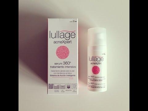 Crema para pieles con tendencia acneica. granitos e imperfecciones Serum 360º Lullage