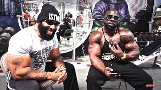 Q & A  | Kali Muscle + CT Fletcher (Pt.1)