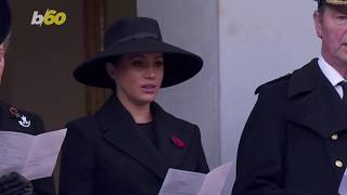 This is Why Meghan Markle Was Placed on Different Balcony Than Kate Middleton and the Queen