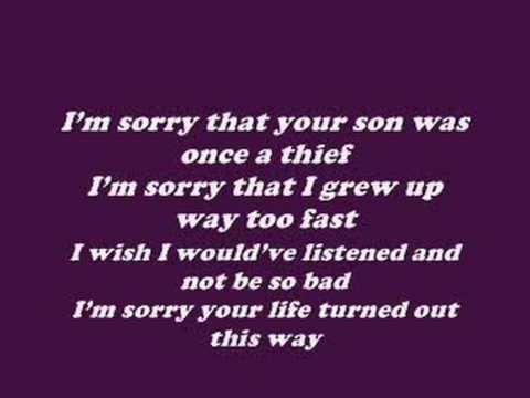 Akon Sorry Blame it on Me w/ Lyrics