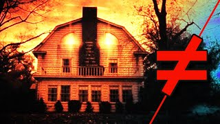 The Amityville Horror - What's the Difference?