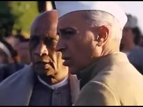 Jawaharlal Nehru, Sardar Vallahbhai patel