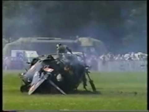 Góraszka 1997 - Westland Lynx (wypadek)