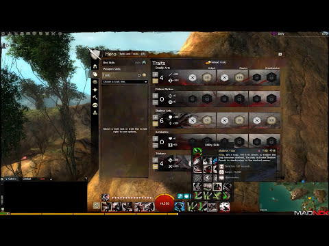 Guild Wars 2 - Condition Thief builds after April 15th.