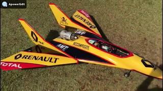 Kangaroo rc jet - Aerobello