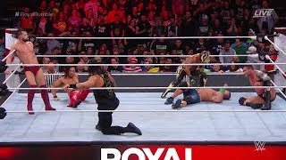 WWE Royal Rumble 2018 - All Surprise Returns & Debuts Revealed!