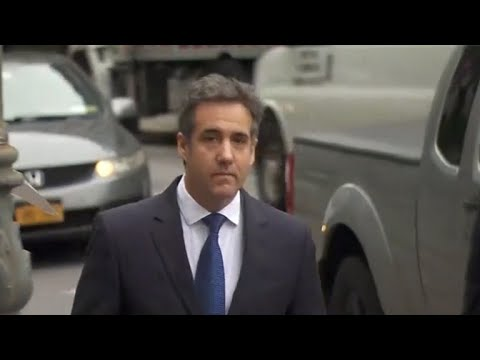 Michael Cohen secret recording of conversation wtih Trump released to CNN