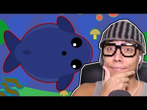 EM BUSCA DA BALEIA AZUL - Mope.io ( AO VIVO 🔴 ) thumbnail