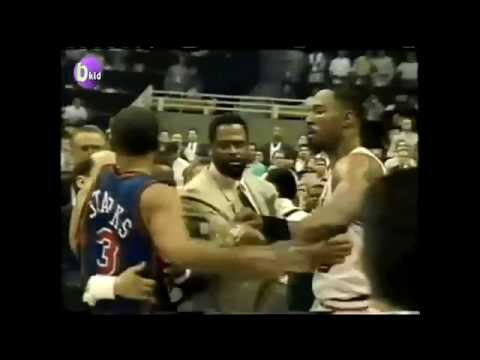 Knicks Rivalries of the 1990's