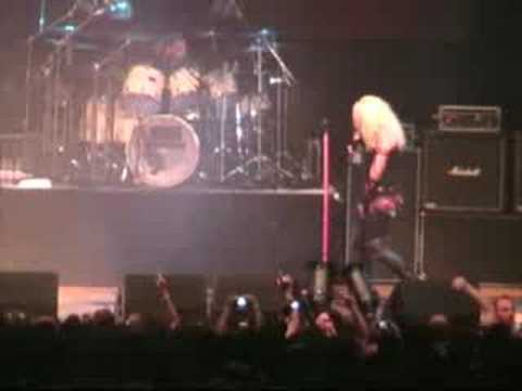 TWISTED SISTER -Happy Birthday To You- live in Italy 2008 Video