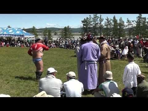 Mongolia tour with DimSum Travel 2011
