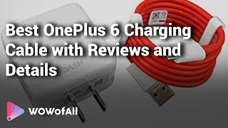 10 Best OnePlus 6 Charging Cable with Reviews and Details - Which is the Best  Charging Cable?