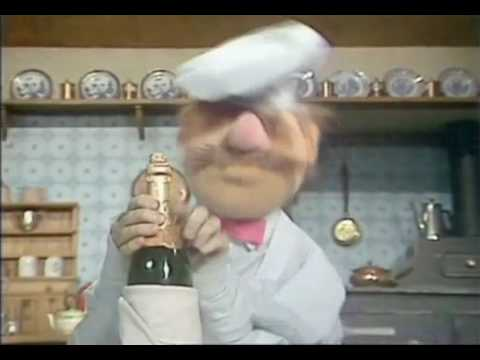 The Muppet Show. Swedish Chef - Champagne (ep.523)