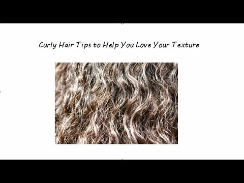 curly hair tips to help you love your texture