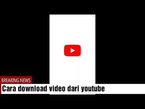 Cara Download Video Youtube Tanpa Aplikasi || #Tutorial