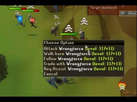RuneScape Chaotic rapier Pk'ing! Vengeance, combos, high hits!