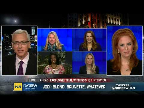 Sky Hughes on Dr Drew on Call 04-30-13 talks about emails and more