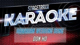 Watch Don Ho Hawaiian Wedding Song video