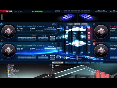 Como colocar un skin a Virtual DJ 7