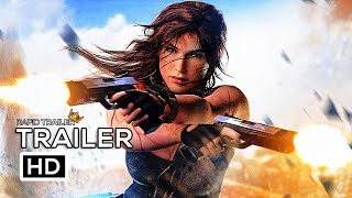 SHADOW OF THE TOMB RAIDER Trailer Teaser (2018) PS4, Xbox One Game HD