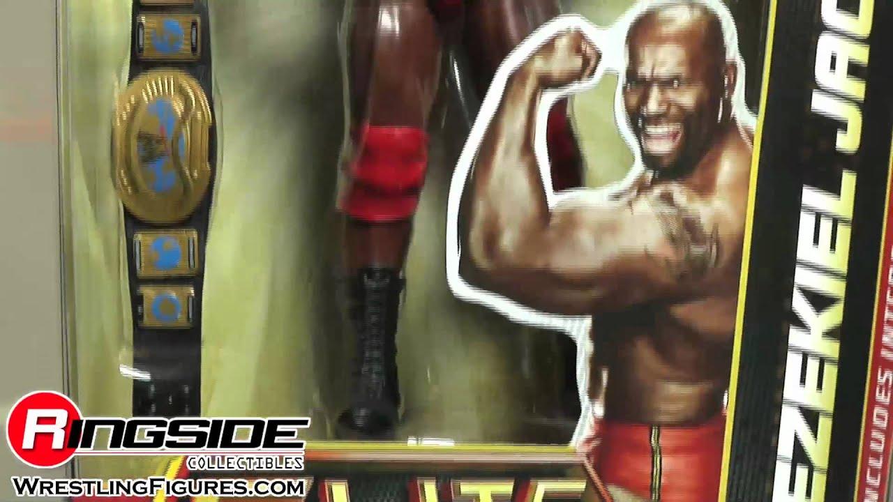 Ezekiel Jackson Toy Ezekiel Jackson Wwe Elite 16