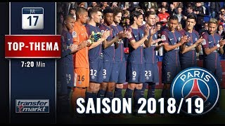Mbappé & Neymar bleiben: Kader-Check von Paris Saint-Germain | TRANSFERMARKT