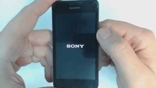 Sony Xperia E1 D2005 factory reset