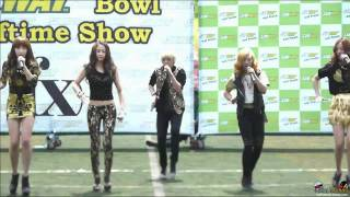 [110605] f(x) - Pinocchio (Danger) @ Subway Open Bowl (FANCAM)