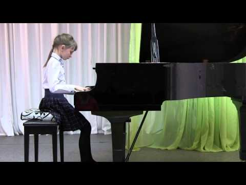Бах Иоганн Себастьян - Фугетта для клавира