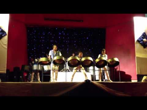 Jamaica Steel Band 3 6/15