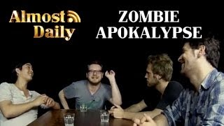 Almost Daily #35: Zombie Apokalypse