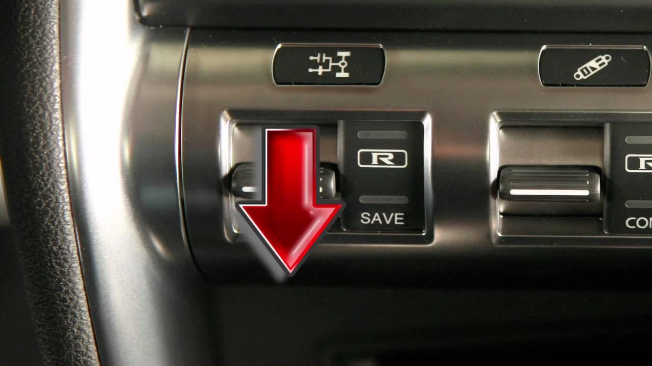 2013 Nissan Gt R Transmission And Suspension Setup
