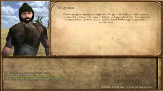 Mount and Blade Warband: Bölüm 1- Ah Haydutlar!