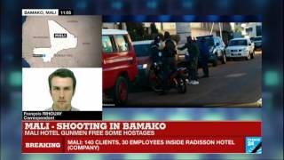Mali shooting: French, Turkish, Chinese and Belgian citizens amongst hostages