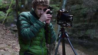 First Large Format Photography Trip: Hocking Hills State Park