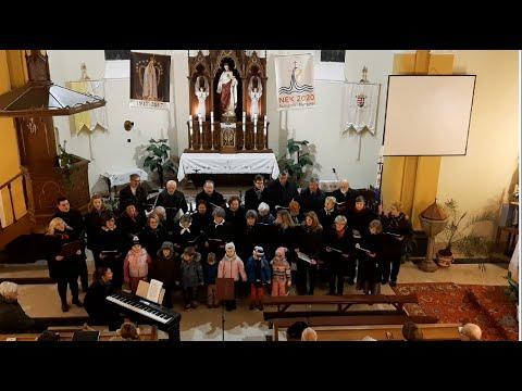 Rosenbrücke Adventi koncert 20191208 Érd