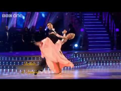 http://www.bbc.co.uk/strictlycomedancing Saturday and Sunday evenings on BBC One. Week 9: Gethin Jones and Camilla Dallerup dance the Waltz to 'If I Were a P...