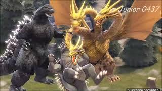 Godzilla hat phim ngan