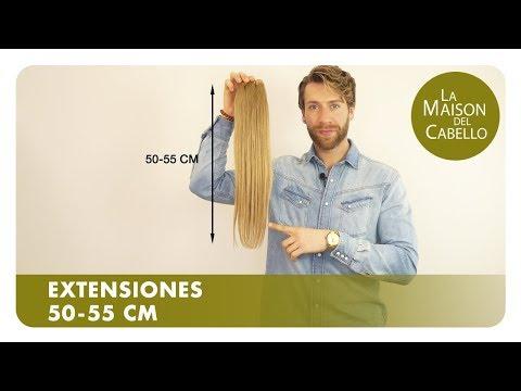 Extensiones 50-55 cm ⭐ La Maison del Cabello