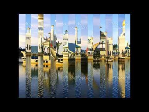 Бандар-Сери-Бегаван (Бруней) (HD слайд шоу)! / Bandar Seri   Begawan  ( Brunei) (HD slide show)!