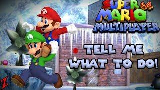 GUIDE ME! | Super Mario 64 Multiplayer - Part 6