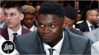Zion Williamson going to Pelicans might have cost him $25 million - Ramona Shelburne | The Jump